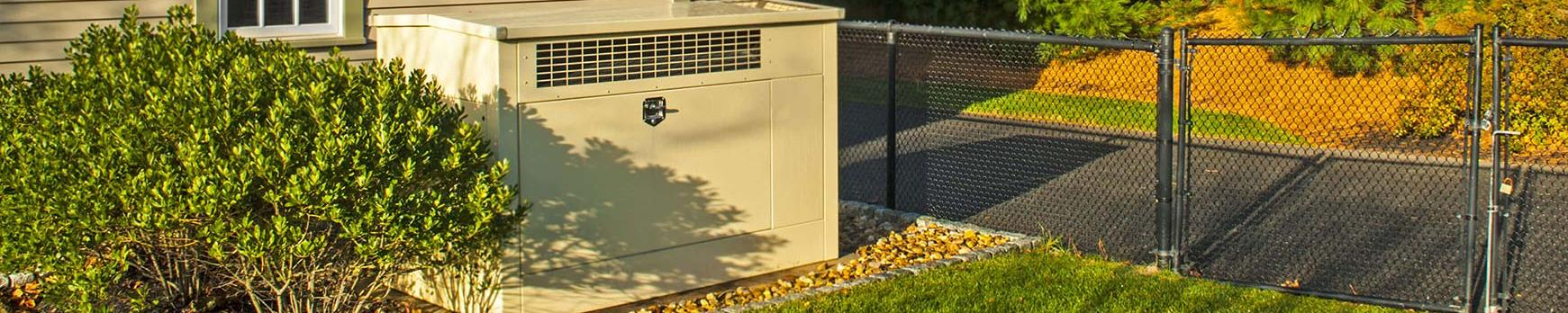 home backup generator in Richmond VA